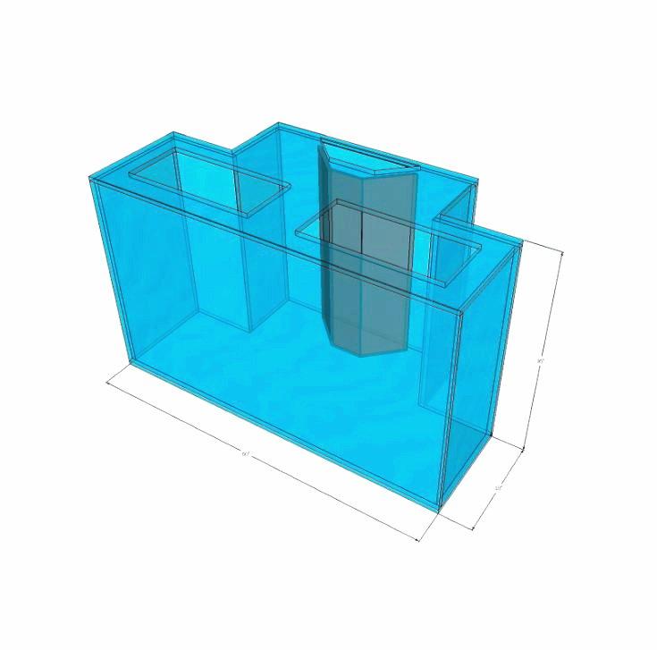 Custom Shape Trapezoid